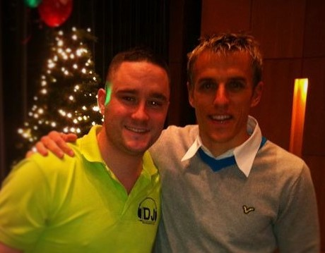 Danstar DJ With Philip Neville
